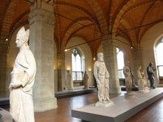 Orsanmichele Chiesa e Museo - Firenze - Disposizione del museo