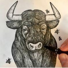 Bull & BuZzZzZzZ ... Work in progress !