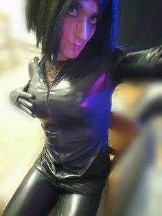 Tight Dresses, Catsuit, Crossdressers, I Dress, Feminism, Going Out, My Photos, Leather Pants, Leggings