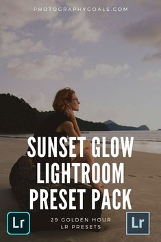 The Sunset Glow presets from Photography Goals will give you that golden hour sunset look in a single click. Using a split toning effect of warm tones, these presets are perfectly designed to work with a wide variety of outdoor photos, both portrait and landscape to create a warm sunset tone throughout the highlights and shadows. Outdoor Portrait Photography, Outdoor Portraits, Outdoor Photos, Lightroom Presets For Portraits, Golden Hour, Get Started, Shadows, Highlights, Glow