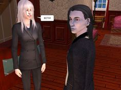 #courtleymanor #gothic #sims2 #comic #goth #sims #psychic #vampire