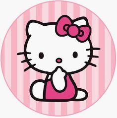 BulutsMom: Hello Kitty Temalı Doğum Günü Süsleri Hello Kitty Themes, Hello Kitty Pictures, Hello Kitty Birthday, Baby Birthday, Anniversaire Hello Kitty, Happy Birthday Printable, Girl Birthday Decorations, Favorite Cartoon Character, Hello Kitty Wallpaper