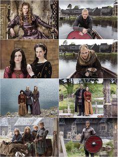 Ragnar's Valkyrie — ffaupdates:   Site Update: Vikings - Season 4...