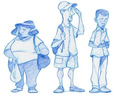Gurihiru ✤    CHARACTER DESIGN REFERENCES   キャラクターデザイン • Find more at…
