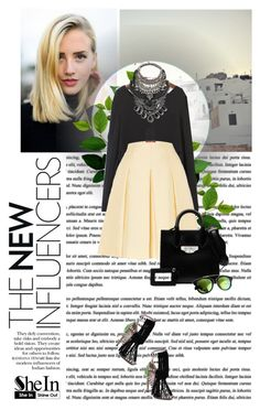 """""""SheIn 12/15"""" by sabinakopic ❤ liked on Polyvore"""