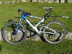 a guide to the used mountain bikes. Helping people make the right choice