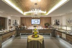 @stockresort Buffet, Restaurant Bar, Kitchen Island, Home Decor, Pictures, Island Kitchen, Buffets, Interior Design, Home Interior Design
