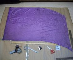 A good how-to guide for sewing flags