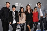 Kim Kardashian and Bruce Jenner Photo