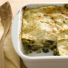 Vegetable Lasagna Recipe - Health Mobile