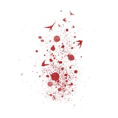 Splatter3.png ❤ liked on Polyvore featuring blood, effect, fillers and tube