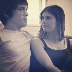 Percabeth logandra dating