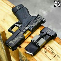 The Glock Life ❤Save those thumbs & bucks w/ free shipping on this magloader I purchased mine http://www.amazon.com/shops/raeind  No more leaving the last round out because it is too hard to get in. And you will load them faster and easier, to maximize your shooting enjoyment.  loader does it all easily, painlessly, and perfectly reliably