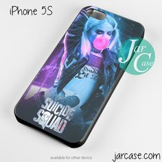 Suicide Squad Harley Quinn Phone case for iPhone 4/4s/5/5c/5s/6/6 plus