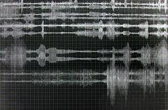sound wave (B+W) by Emma McNally1, via Flickr