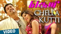 Chella Kutty Video Song (1080p HD) | Theri | Vijay, Samantha, Amy Jackso...