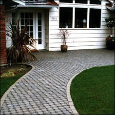 Eco-Stone Entry | Mutual Materials