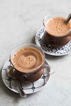 Tsokolate (Filipino Hot Chocolate)