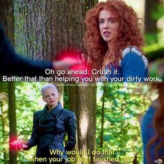 "Merida and Emma - 5 * 6 ""The Bear and The Bow"""
