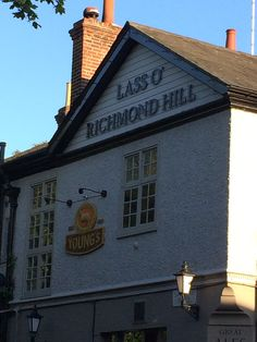 Lass 'O Richmond Pub, Richmond Hill Richmond Hill, Kingston, England, United Kingdom