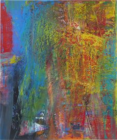 Gerhard Richter Painting Listed Above $20 Mil Sells at Pace Gallery's Art Basel Booth