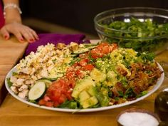 Get this all-star, easy-to-follow Cobb Salad with Blue Cheese Vinaigrette recipe from Food Network Specials