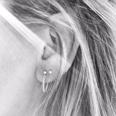 Sexy back - Earrings