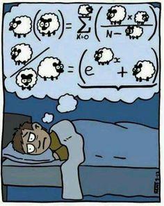 Cum numara un inginer oile cand vrea sa adoarma Funny Memes, Hilarious, Jokes, Mia Kalifa, Math Puns, Science Humor, Mathematics, Funny Animals, Haha
