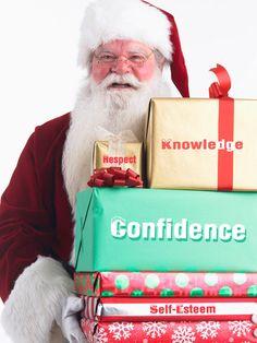 Social Media Can Be Like Santa Clause
