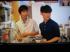 王様のブランチ 星野源×山口一郎 2012/08/04 ON AIR|つばめのかたち