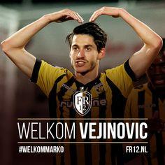 Marko Vejinovic naar Feyenoord   Feyenoord nieuws   FR12.nl