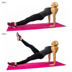 Here are 12 of my favorite no-equipment-necessary, bodyweight exercises to keep your legs tight and toned.