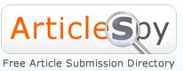 Free Article Directory   Article Submission Directory