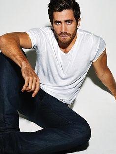 Jake Gyllenhaal candy-store