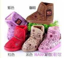 baby shoes,winter kids boys&girls snow boots,1pcs sell=cotton+Rubber shoes,CBRL promotion sell,rubber boots,CPAM free shipping $11.50