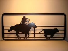 204 Best Silhouettes Horse Cowboy Silhouettes Images In