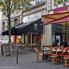 Le Pain Quotidien, Paris