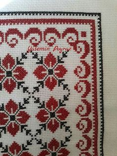 Cross Stitch Geometric, Cross Stitch Borders, Cross Stitch Art, Cross Stitch Flowers, Cross Stitch Designs, Cross Stitch Embroidery, Cross Stitch Patterns, Swedish Embroidery, Embroidery Hoop Art