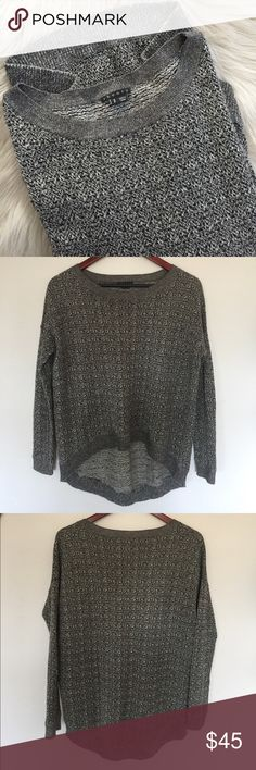 Ann Taylor Loft Embellished Fair Isle Knit Sweater | Ann taylor ...