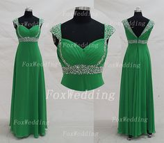 Hey, I found this really awesome Etsy listing at https://www.etsy.com/listing/186738247/emerald-green-prom-dress-long-prom