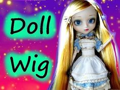 The search engine that helps you find exactly what you're looking for. Find the most relevant information, video, images, and answers from all across the Web. Doll Wigs, Doll Hair, Doll Crafts, Diy Doll, Doll Clothes Patterns, Clothing Patterns, Felt Play Food, Barbie, Felt Patterns
