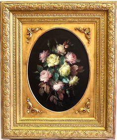 Натюрморт розовый букет julien stappers