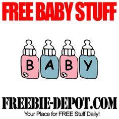 FREE Baby Stuff
