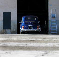 FIAT 500 L   1971   #TuscanyAgriturismoGiratola
