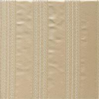 Lane Ivory Faux Silk Stripe Drapery Fabric