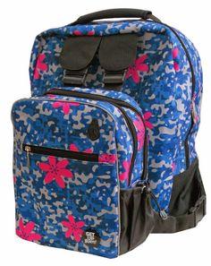 Get Up Boris! Mochilas para Rollers: Nuevos modelos! Detachable backpacks new collection