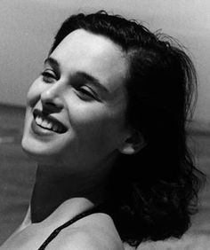 LUCIA BOSE actriz italiana n.en 1931, residente en España (madre de Miguel Bose)