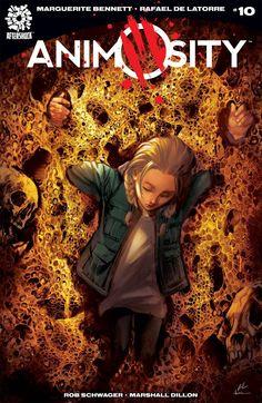 ANIMOSITY #10 (MR) (2017) Comic Books, Comics, Movie Posters, Fictional Characters, Film Poster, Comic Book, Comic Book, Comic, Cartoons