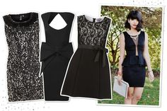50 Not-So-Basic Black Prom Dresses That'll Make You Look Like a Movie Star