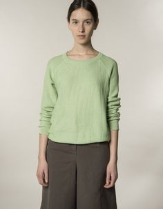 WOLFEN / SWEATER / SUMMER / COTTON / http://wolfengermany.com